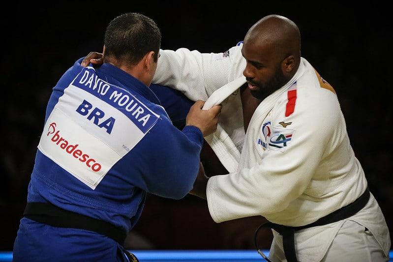 David Moura, do judô, tem estudado para bater o multicampeão Teddy Riner na busca pelo ouro na categoria acima de 100 kg dos Jogos Olímpicos de Tóquio