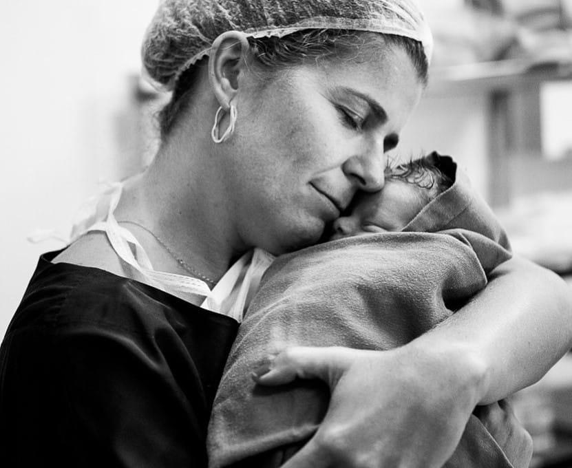 Larissa - Lili - Gael - vôlei de praia sonho - maternidade - mãe homossexual