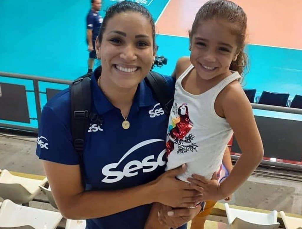 Maternidade no esporte - Suellen - Tandara - Camila Brait - gravidez - mãe
