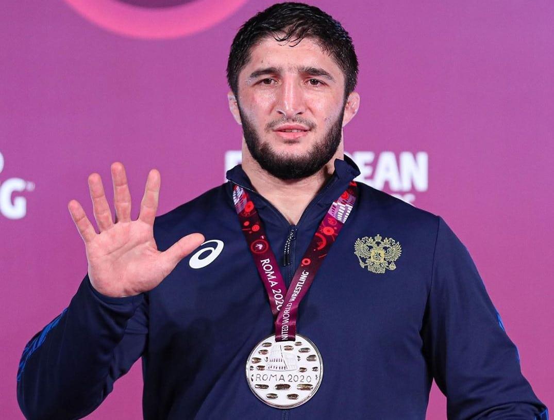 abdulrashid sadulaev - Coronavírus - isolamento - Rússia - wrestling