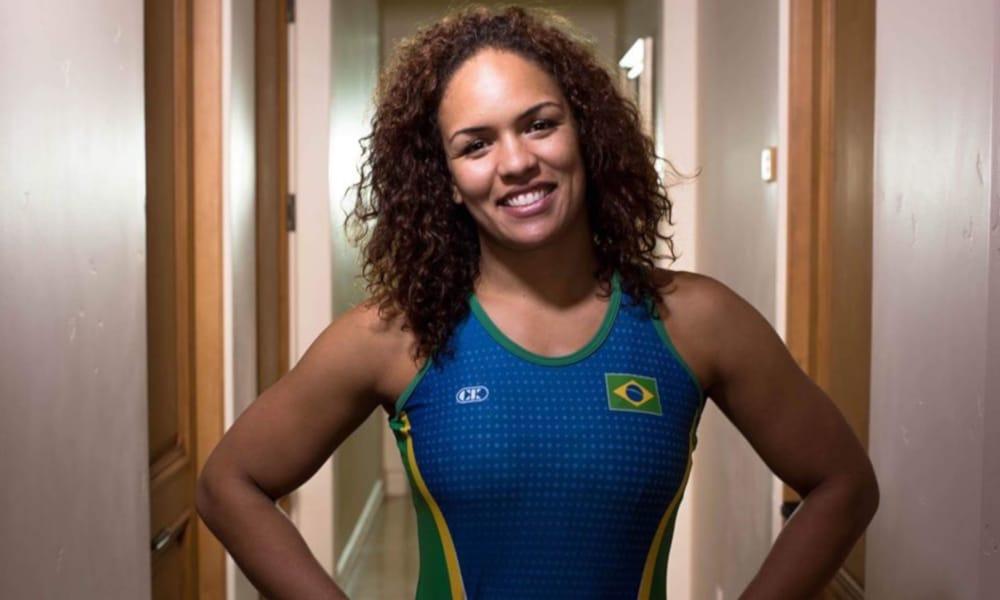 Aline Silva Wrestling Mulheres Machismo