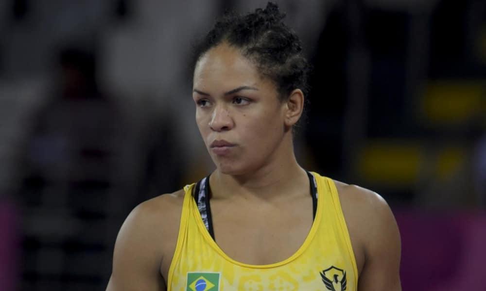 Aline Silva Wrestling Tóquio Medalha Olímpica