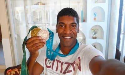 André Domingos - Revezamento 4x100 m - sonho - Atlanta 1996