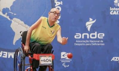 Eliseu dos Santos fala como bocha paralímpica mudou sua vida - família - Pequim - Londres - Rio - Tóquio - Dirceu
