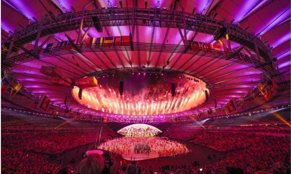 Curiosidade sobre as aberturas dos jogos olímpicos