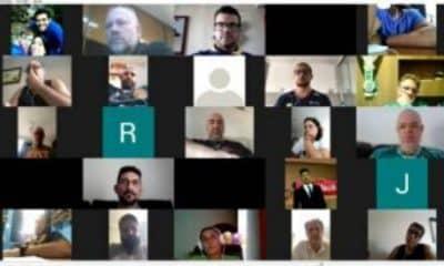 FPB se reúne virtualmente com representantes para debater o futuro