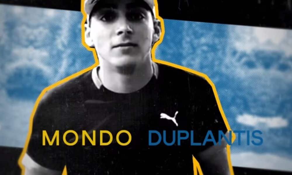 Mondo Duplantis, recordista mundial do salto com vara, vai competir no Ultimate Garden Clash