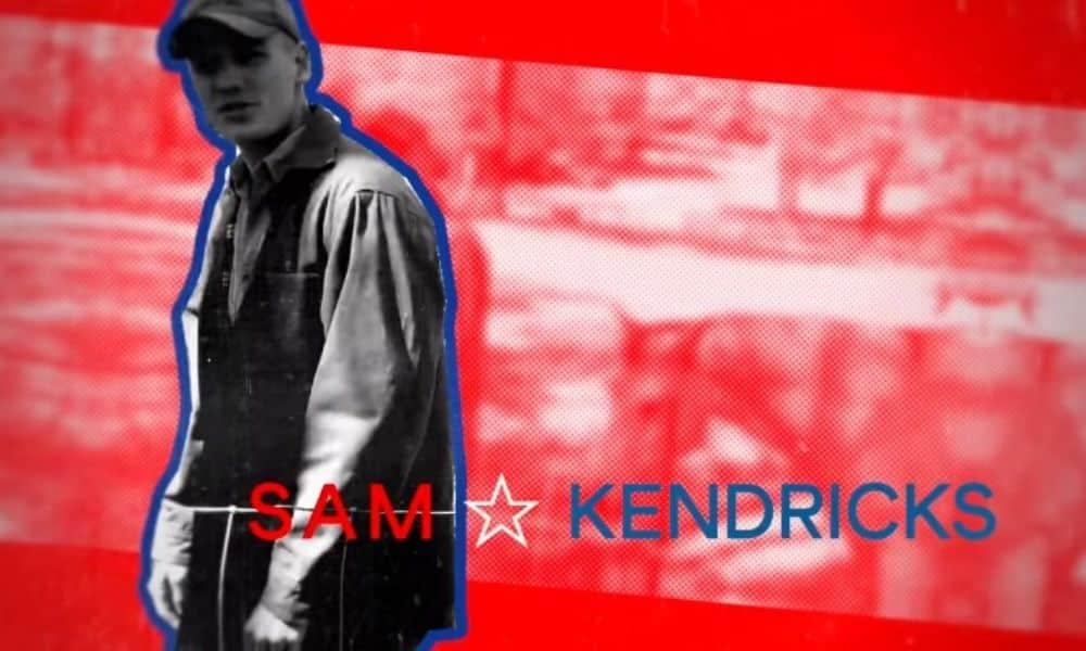 Sam Kendricks, bicampeão mundial do salto com vara, estará no Ultimate Garden Clash
