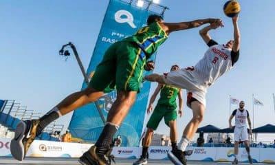 Pré-Olímpico de Basquete 3x3