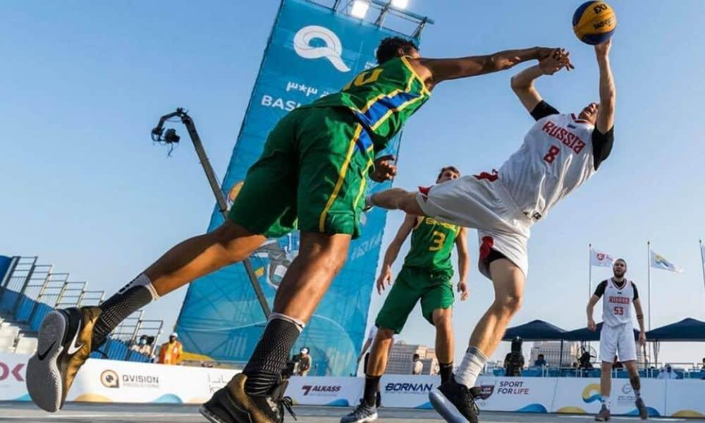 Pré-Olímpicos de basquete 3x3 vão para 2021 por causa da pandemia