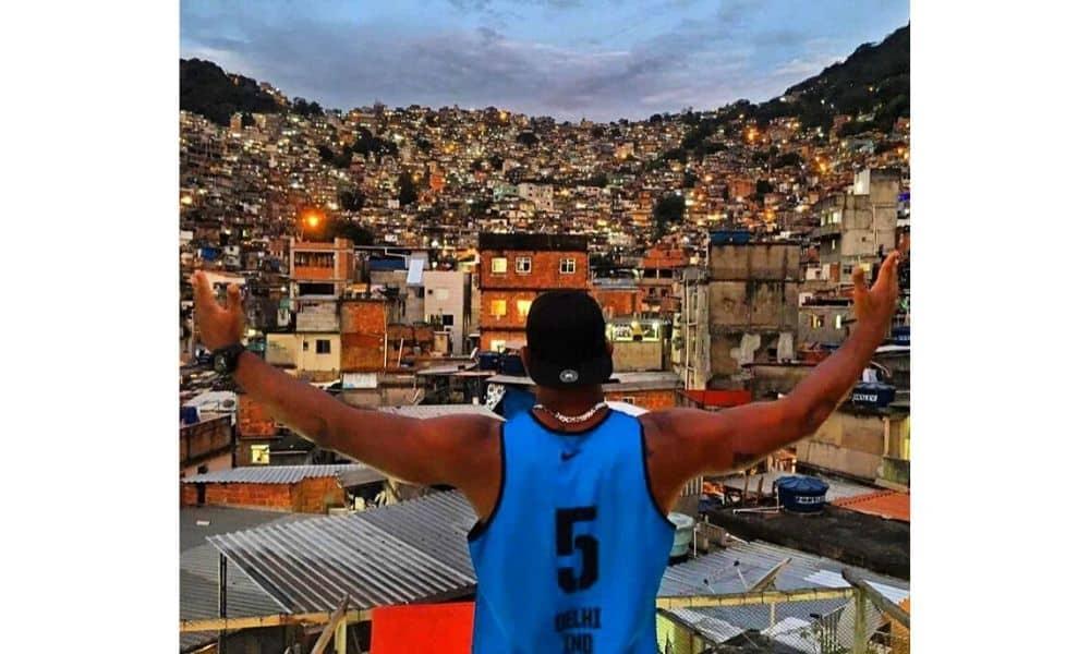 Forjado nas ruas, Leandro Discreto foi pelo caminho paralelo do basquete e cresceu junto com o 3x3