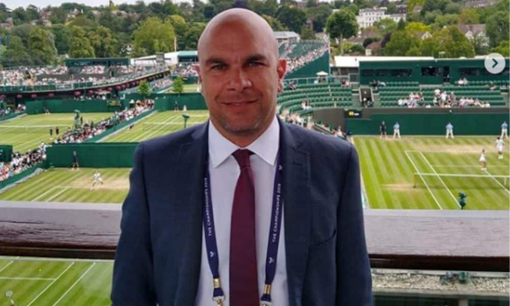Leo Azevedo é o responsável pelo centro de treinamento britânico (Reprodução Instagram @leoazevedo1976)