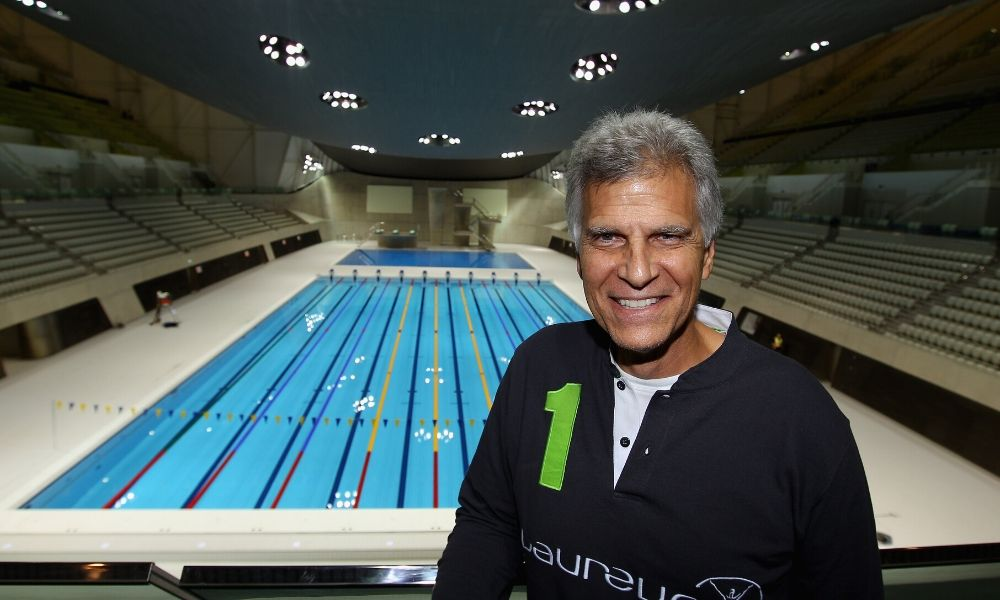 Mark Spitz possui 11 medalhas olímpicas, sendo nove ouros, uma prata e um bronze