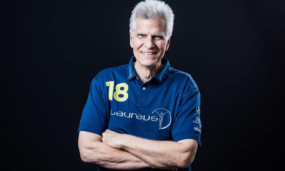 Mark Spitz, lenda olímpica da natação, classifica coronavírus como inimigo a se vencer