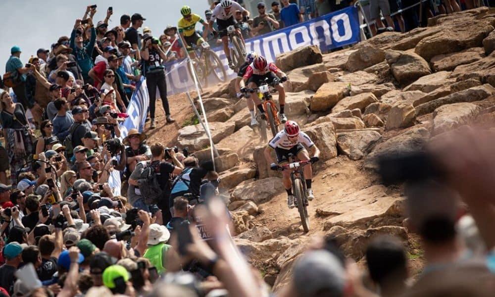 Etapa da Copa do Mundo de Mountain Bike MTB