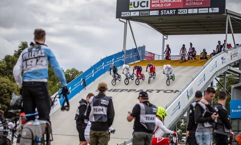 Qualificação olímpica do BMX de corrida terá duas etapas da Copa do Mundo em 2021 e o Mundial de 2020