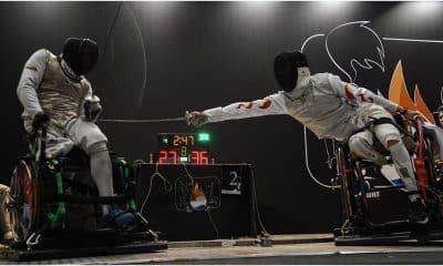 Qualificação paralímpica da esgrima em cadeira de rodas é reaberta