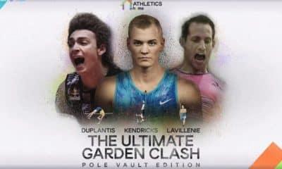Ultimate Clash Garden, versão salto com vara