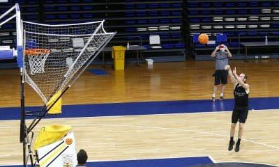 Marcelinho Huertas basquete tenerife