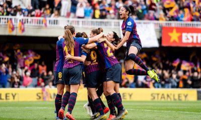 Barcelona - Campeonato Espanhol Feminino - campeão - espanha - futebol