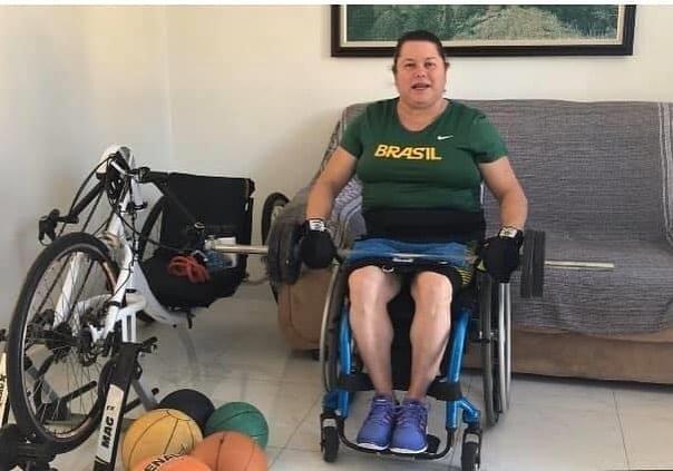No Dia Mundial da Esclerose Múltipla, a campeã mundial Elisabeth Gomes alerta sobre a importância da data para a conscientização da doença