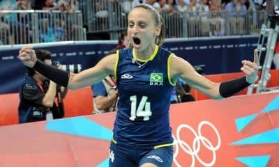Fabi Bicampeã Olímpica Campanhas Douradas