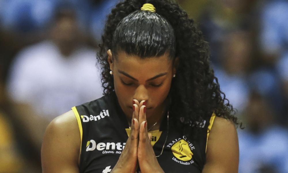 Fernanda Garay Campeã Olímpica Quarentena