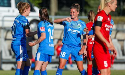Bundesliga Feminina Futebol Letícia Santos
