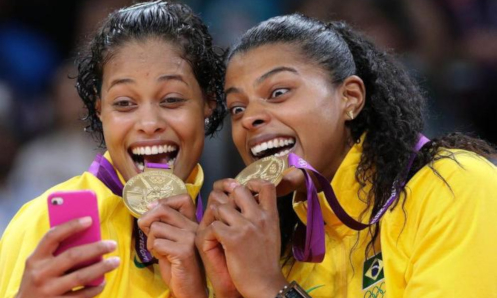 Fernanda Garay Brasil Vôlei Londres-2012 título olímpico