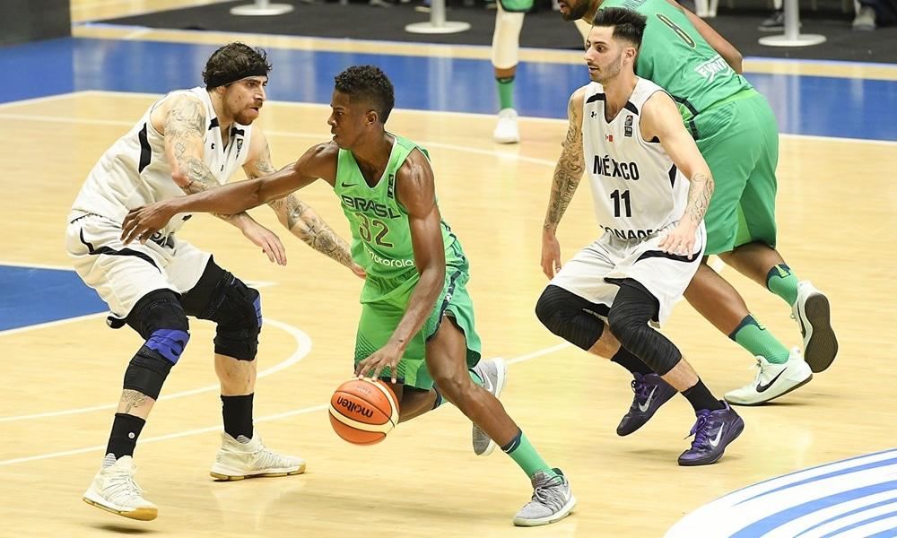 Georginho Brasil Seleção Brasileira Basquete Tóquio