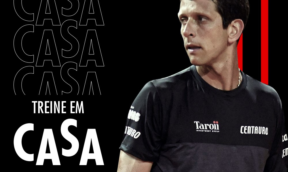 Marcelo Melo Tenista Brasil Coronavírus