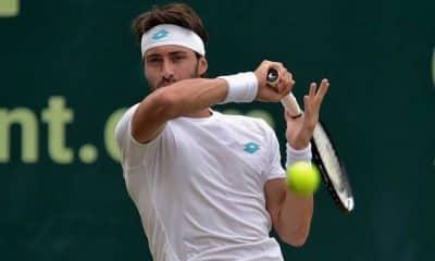 27º do mundo, tenista Nikoloz Basilashvili é acusado de agredir ex-esposa