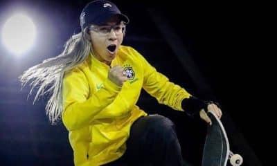 Pamela Rosa Skatista Campeã Mundial Tóquio 2021