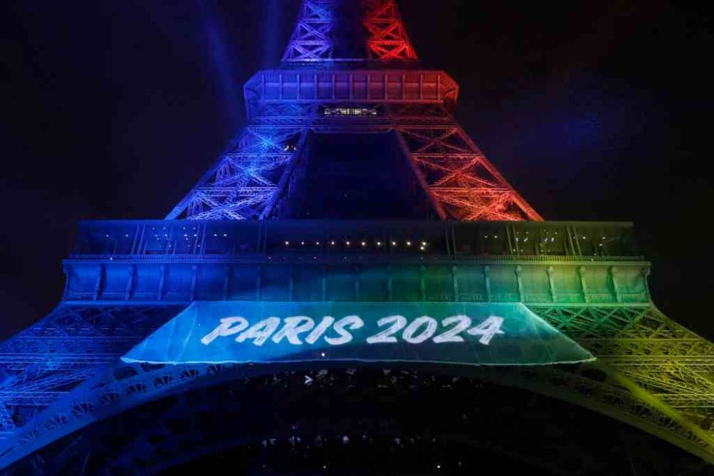 Paris-2024 Olimpíada
