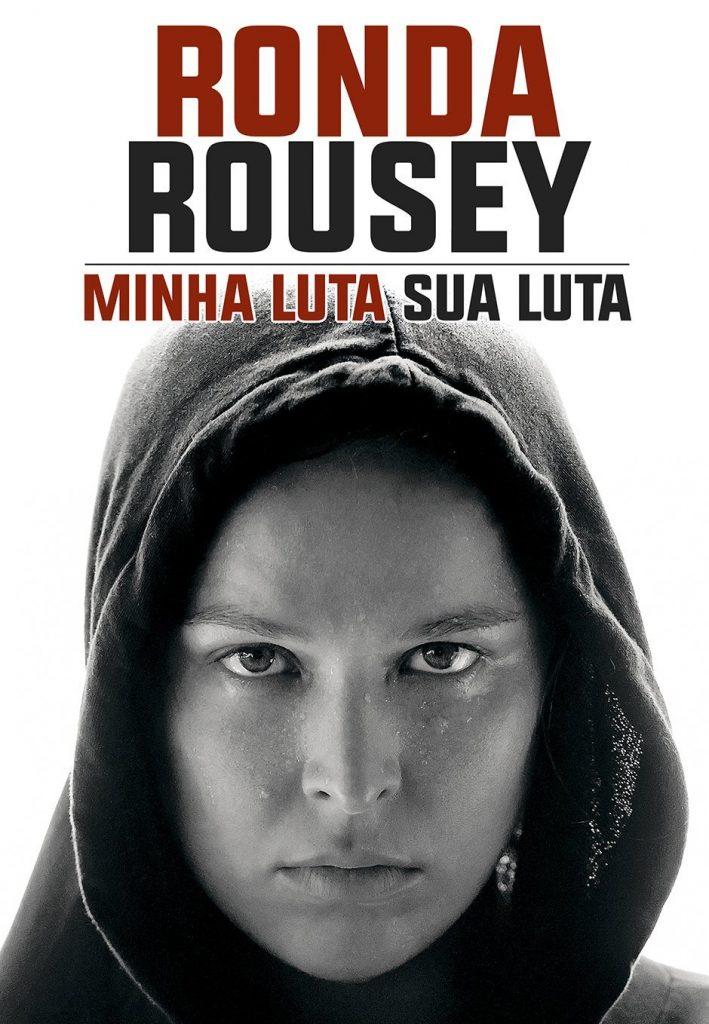 livros esportivos livros de esporte Ronda Roussey