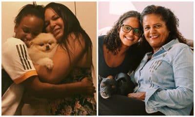 Rebeca Andrade - Etiene Medeiros - Dia das mães