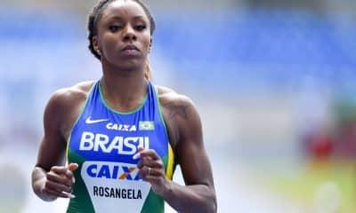 Rosângela Santos não se sente medalhista dos Jogos Olímpicos de Pequim e mira os Jogos de Tóquio.