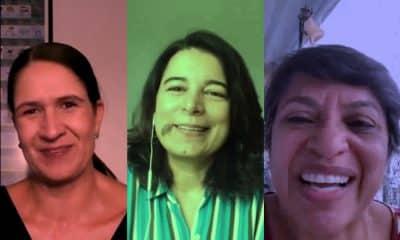 mães de atletas (mãe de atleta) Ana Marcela Cunha e Ana Patrícia, Elisa Borges e Hugo Calderano, Paula Varella e Dora Varella - orgulho - amor