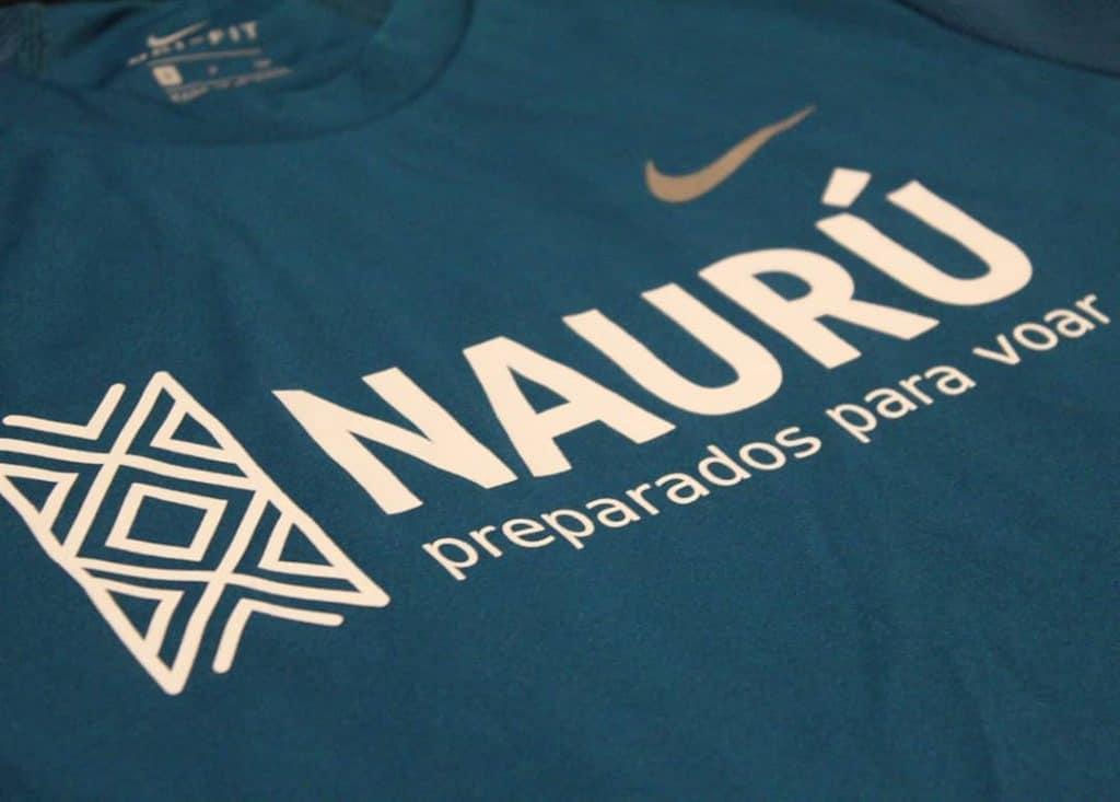 A velocista Verônica Hipólito lançou nesse domingo (31) o Time Naurú, projeto que busca trazer melhores possibilidades para os atletas paralímpicos