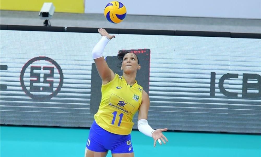 Tandara Campeã Olímpica Seleção Brasileira Tóquio