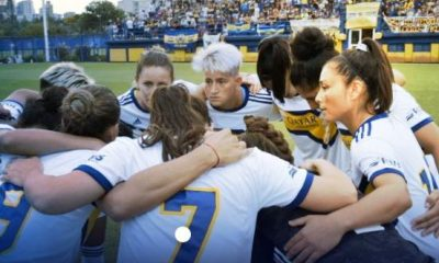 Argentina encerrou a temporada por conta do coronavírus e o Boca Juniors jogará a Libertadores Feminina