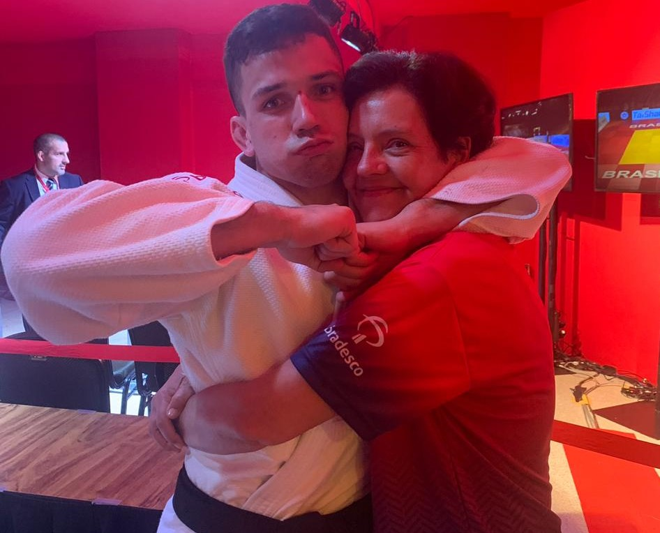 Daniel Cargnin - Dia das Mães - Ana Rita - Judoca - Judô - Coronavírus