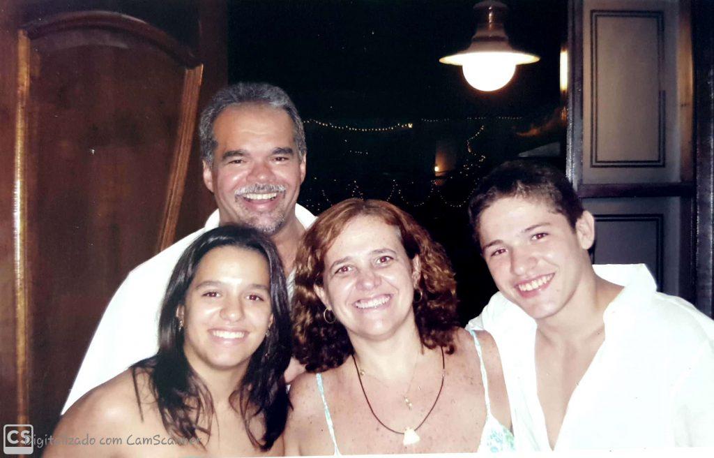 Gisela é a mãe da família Penalber
