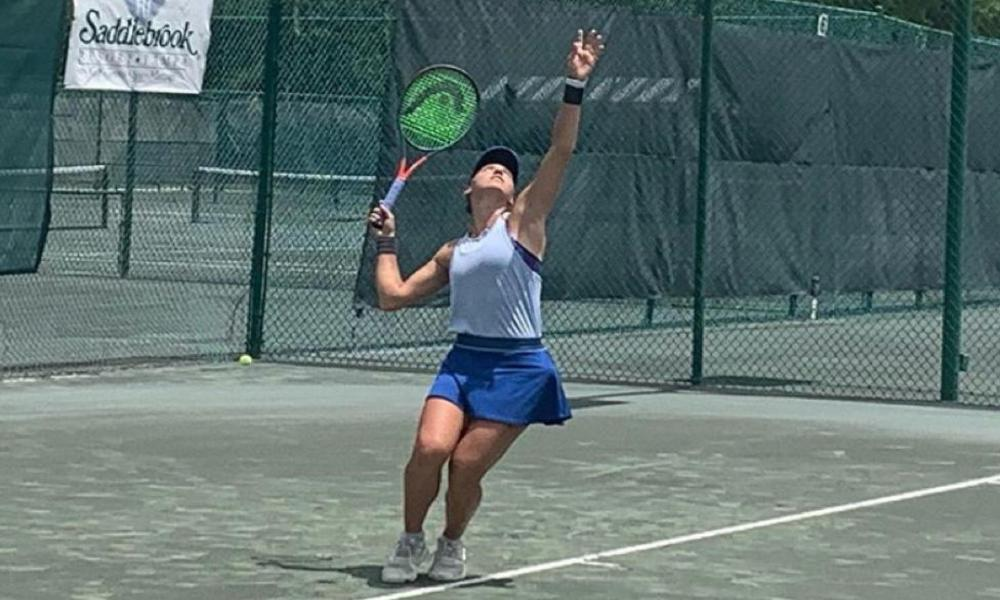 Luisa Stefani - quarentena - coronavírus - torneio - tênis