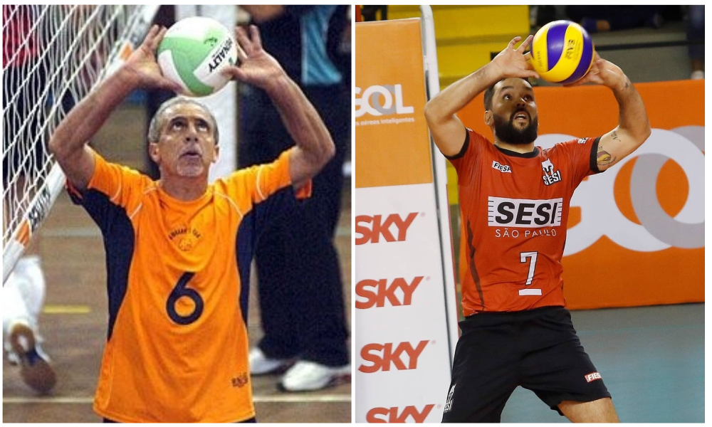 Willian Carvalho - William Arjona - Vôlei