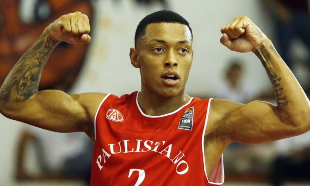 Yago Armador Basquete Olimpíada NBA