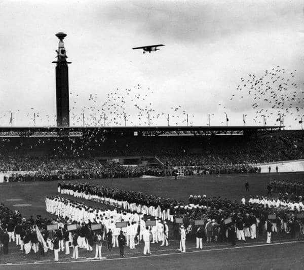 abertura dos jogos olímpicos de 1928
