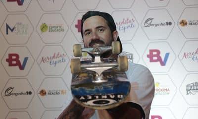 Instituto Bob Burnquist IBB skate ação social transformar vidas