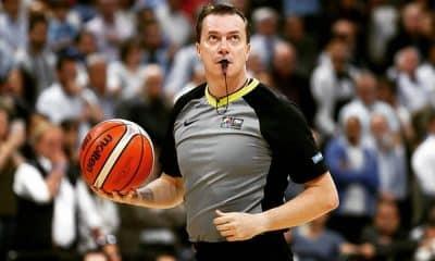 Crisitano Maranho arbitragem árbitro de basquete
