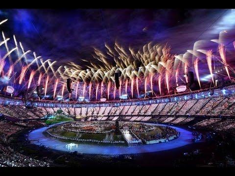 cerimônia de abertura dos jogos olímpicos de rio-2016